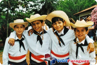 What do people wear in Paraguay?